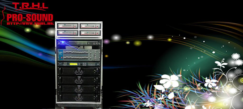 PA System 音響系統組合