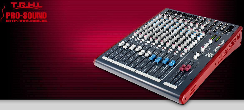 調音台﹣Mixer